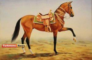 turkmen bedewlery 300x198 - Türkmen Ahal teke bedewi
