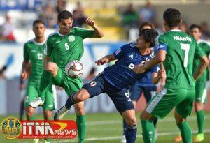 turkmen sport 300x205 - Türkmenistanyň ýygyndysy netijeli oýun görkezdi