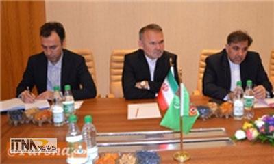 turkmenistan 24a - دیدار «آخوندی» با وزیر امور خارجه ترکمنستان
