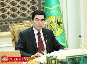 turkmenistan 26d 300x221 - رئیس جمهور ترکمن ها حادثه دلخراش نفتکش ایرانی را تسلیت گفت