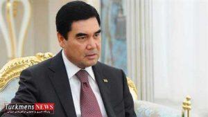 رئیس جمهور ترکمنستان,پیام تسلیت,حادثه سقوط هواپیما