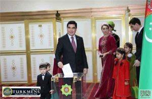 turkmenistan 7azar 300x196 - اعلام تاریخ برگزاری انتخابات پارلمانی ترکمن ها