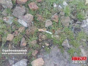 turkmensnews2 9e 300x225 - وقتی مدرسه ای در گنبد محل تجمع معتادان می شود /تصاوير