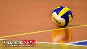 valibal 28sh - حضور نماینده آق قلا در مسابقات والیبال دسته اول کشور پیگیری میشود