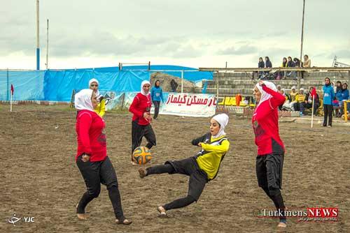 varzeshb 3sh - میزبانی بندرگز در مسابقات فوتبال ساحلی بانوان کشور