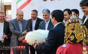 وزیر فرهنگ و ارشاد اسلامی,مراسم نکوداشت مختومقلی فراغی