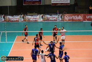 volleyball 300x203 - پیروزی تیم والیبال هاوش گنبدکاووس برابر شهرداری ورامین