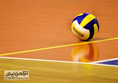 volleyboll 26D - هاوش گنبدکاووس مهمان تیم بانک سرمایه