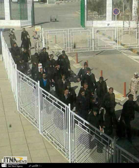zendaniitna 19a - 27 ایرانی زندانی در ترکمنستان به خراسان رضوی منتقل شدند