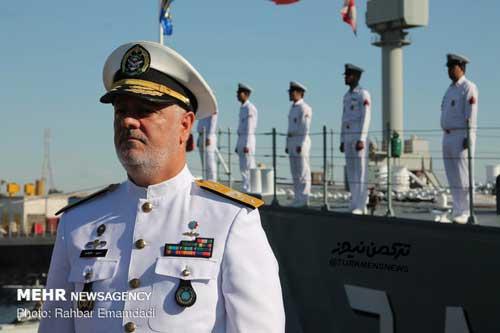 زیر دریایی پیشرفته کلاس متوسط به نداجا ملحق میشود
